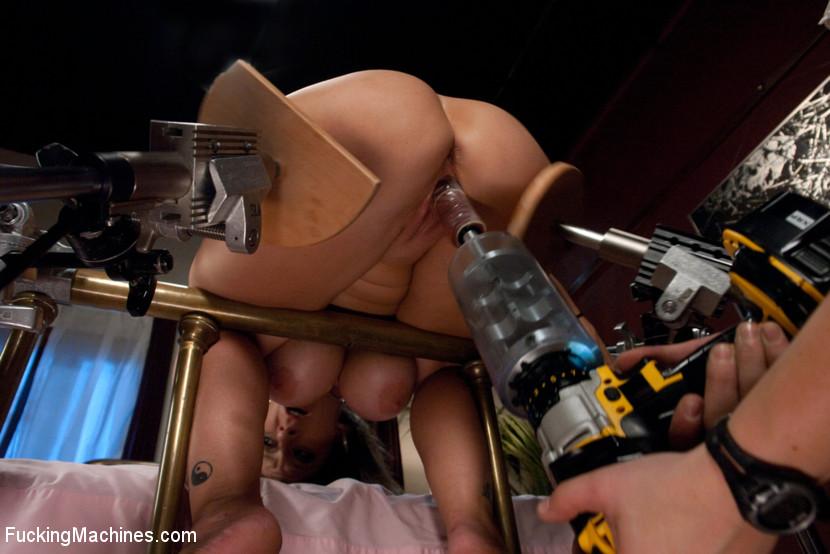 эротические фото секса машина