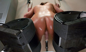 Fucking Machines The glorious holes of Phoenix Marie completely fucked out by machines. She oils up her ass & tits, looks at you, & dirty talks while getting fucked.