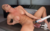 62248 Fucking Machines Double vag, double pen, triple pen, explosive squirting orgasms, two machines fucking her at the same time. She is a non-stop orgasm. She is Ariel X.