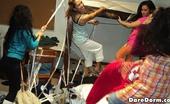 Dare Dorm ali Sexy slim college teenies fucked hard in their dorm room real hot amateur pics