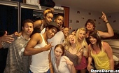 Dare Dorm alyssa Super sexy hot ass teenies nailed hard in this real amateru college group sex party whip cream fucking action