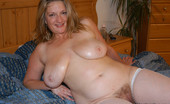 Big Naturals evelynn Hot milf with enourmous titties gets all creamed on