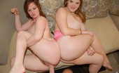 Big Naturals sierra 2 hot big tits babe share their 4 titties in these hot big ass fun bags 3some fuck fest and face cumming action