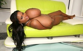 Big Naturals miosotis Unreal super huge natural tits black babe gets her 40plus tit size fucked hard after getting wet in the shower in these hot pics