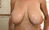 Big Naturals allison Hot wet amateur babe nailed hard in these shower fuck pics