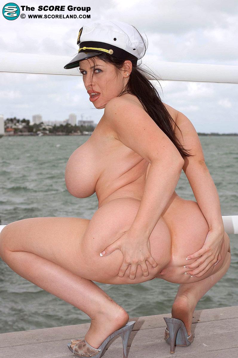 Daphne Rosen  nackt