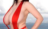 Scoreland Karina Hart Monokini Fever