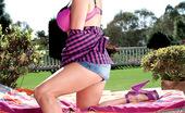 Scoreland Rebecca Jessop Costa Del Sol Bra-buster
