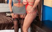 Scoreland Karen Fisher, Kelly Christiansen Double Your Boob Pleasure
