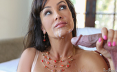 Pure Mature Lisa Ann Busty Lisa Ann Demands Younger Man Attention.