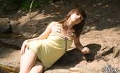 66305 Ariel Rebel naked on the beach