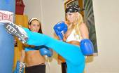 We Live Together renna Renna and molly take up some gym lessons that turn into sex