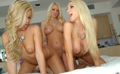 We Live Together abbey 67352 3 amazing super hot babes finger fuck and masterbate in this hot tub 3some pic set