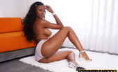 Nyomi Banxxx Pink panties Super curvy Nyomi Banxxx is in her pink panties and she is all wet and needs a big cock to satisfy her!