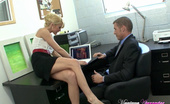 68318 Monique Alexander fulfills an office sex fantasy for the boss