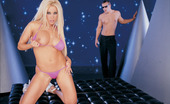 Gina Lynn Super sexy Gina Lynn got fucked violently by horny guy