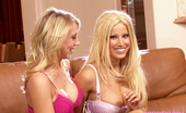 68852 Gina Lynn Gina Lynn chats with Shawna Lenee before fucking her while her photographer takes pictures