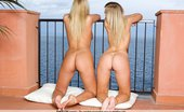 Femjoy Jacquetta FEMJOY exclusive Balcony With a View