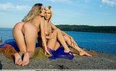 Femjoy Beata D. Pasha Lisov Sharing Good Times