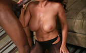 Blacks On Blondes Janet Mason 3 A milf with massive tits finally gets her hands (and more) around a huge black cock