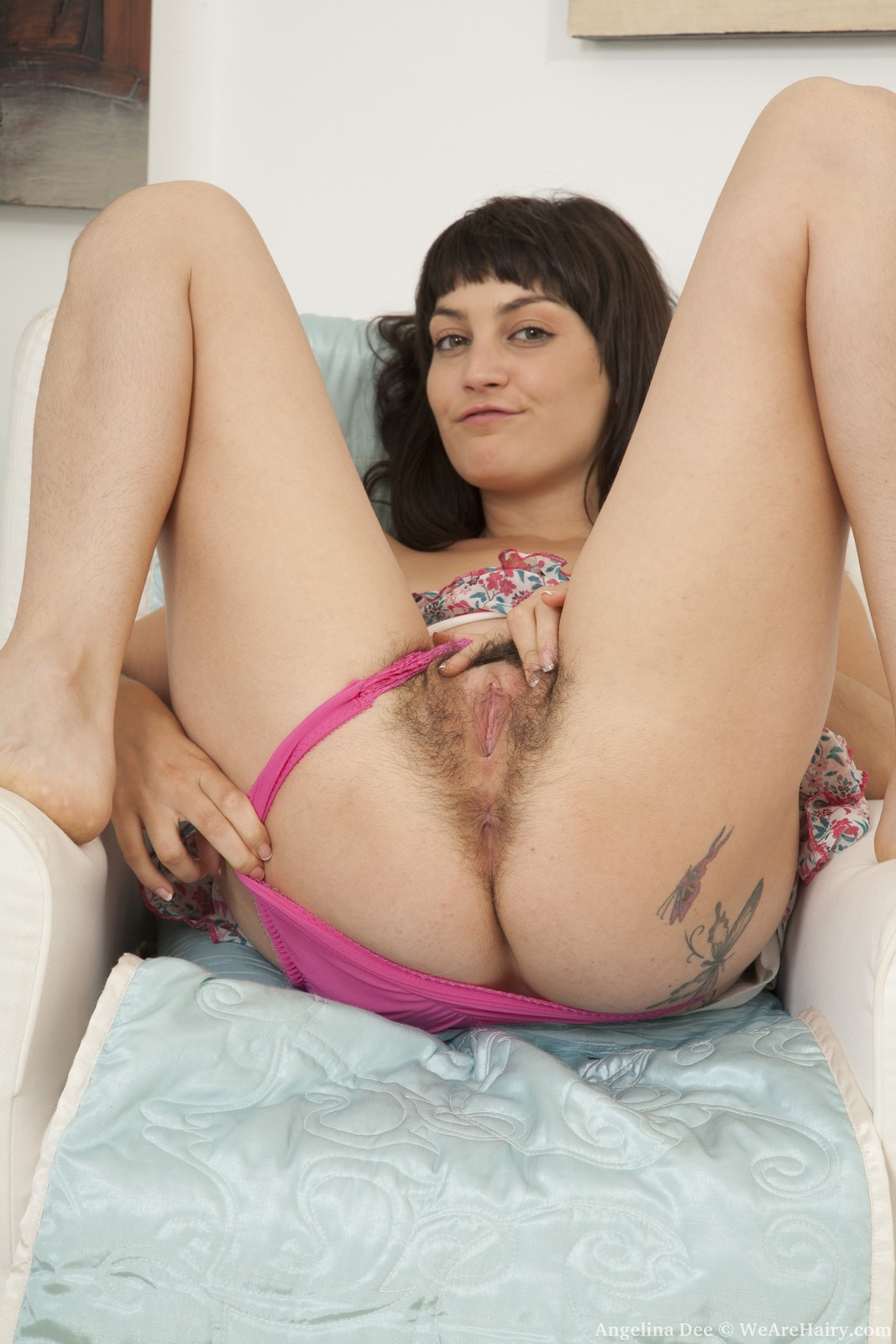 Apologise, angelina dee hairy pussy not
