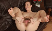 We Are Hairy Erin Eden Erin Eden spreads her big hairy pussy 74370 Curvy brunette Erin Eden takes off her see through panties and spreads her hairy ass cheeks with her hands.