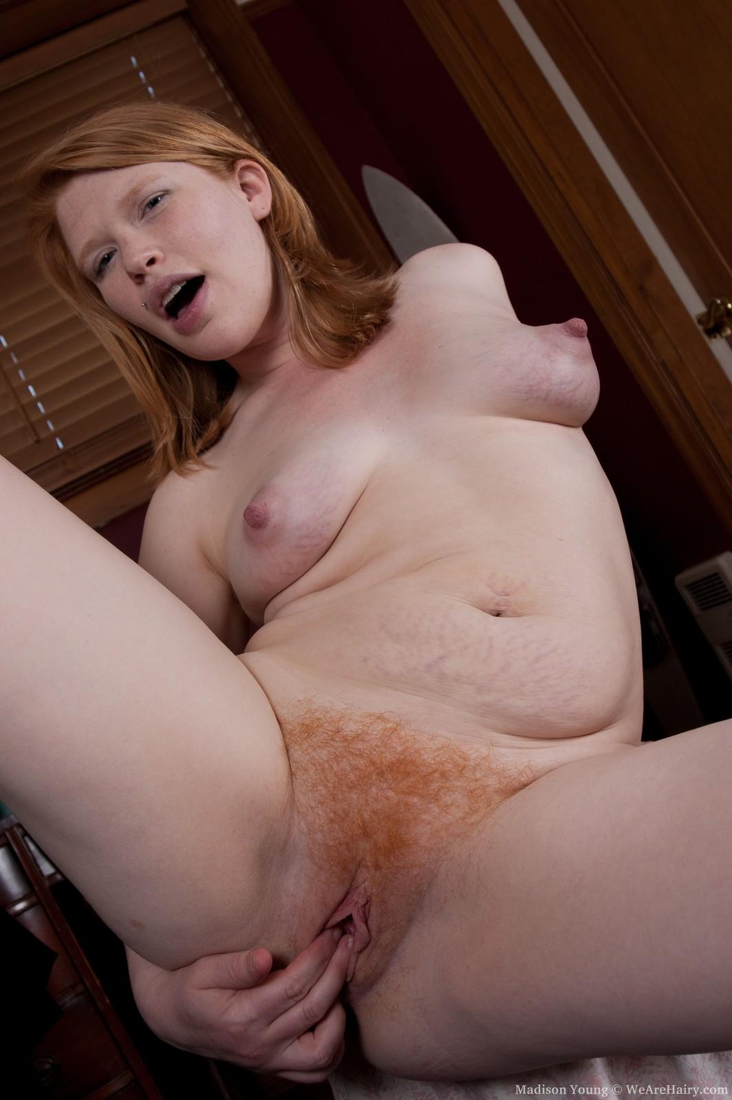 Толстая рыжая большие сиськи русское порно 18 фотография