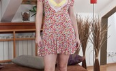 We Are Hairy Bula Bula dances in her pretty flower mini dress 74772 Hairy girl Bula is feeling pretty adorable in this mini flower dress. As she dances around her living room she decides to let the breeze up her skirt, and her hairy body likes the feeling.