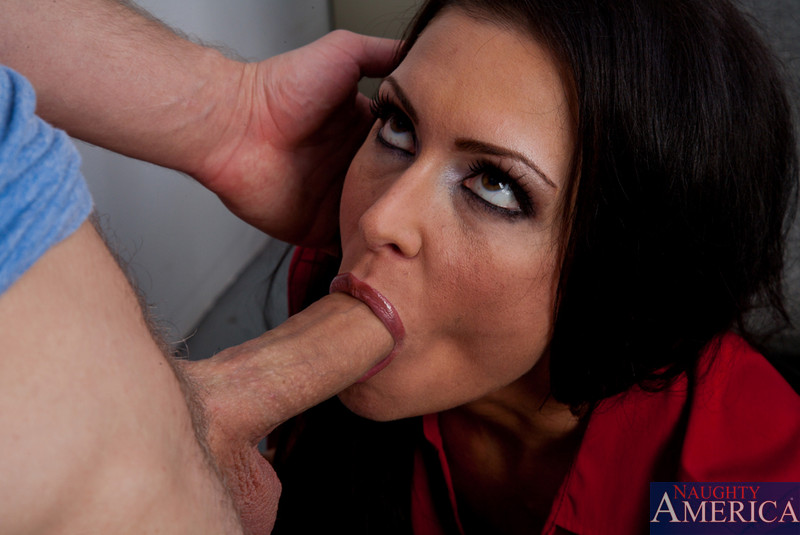 Anal sx at work