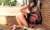 Girl Next Door Helen Helen has some tasty tan lines and luscious full titties that she loves to show off.