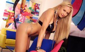 Digital Desire Angel Cassidy likes to play rough with herself
