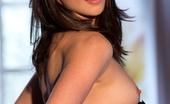 Digital Desire Anna Morna shows off her perfect body under the glistening sunbeams