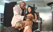 Lex Steele Carmen 78825 Lucky Carmen got throated violently by two evil perverts