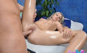 Fucked Hard 18 Callie Cobra Cute blonde Callie fucked hard on the massage table