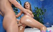 Fucked Hard 18 Kymber Lee 79992 Cute Kymber seduced and fucked hard on a massage table