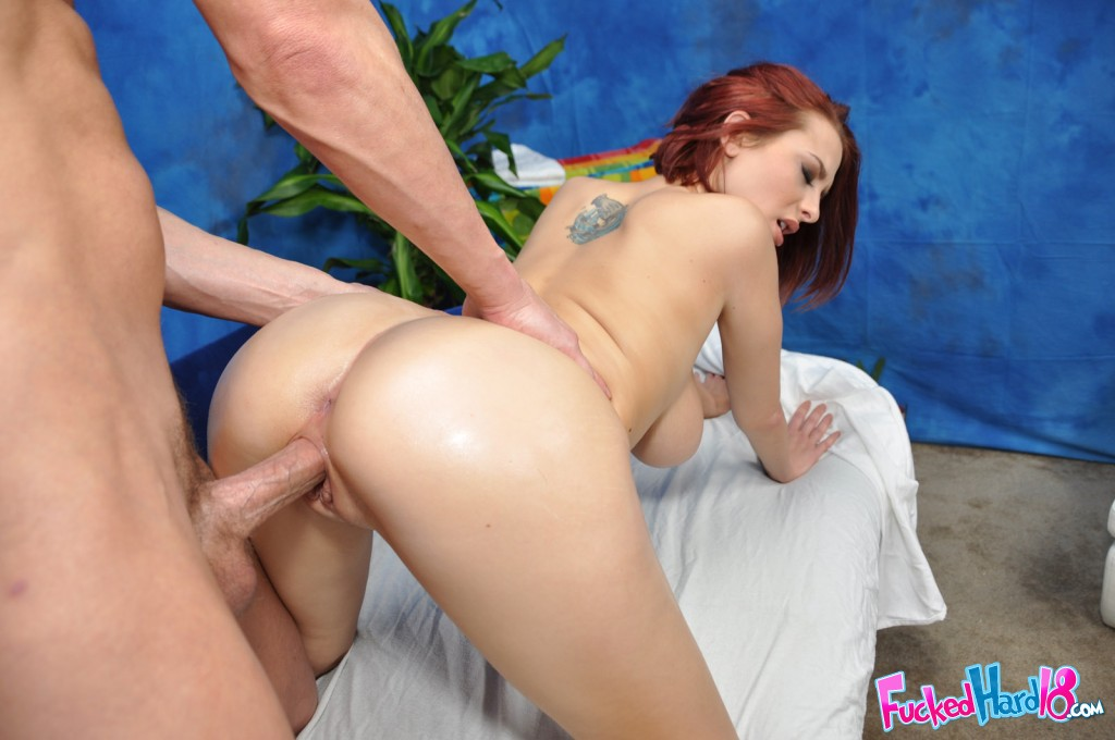 Sexy Shemale Gets Fucked Hard