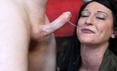 Facial Abuse Layla Layla is doing her first porno and loosing her anal virginity