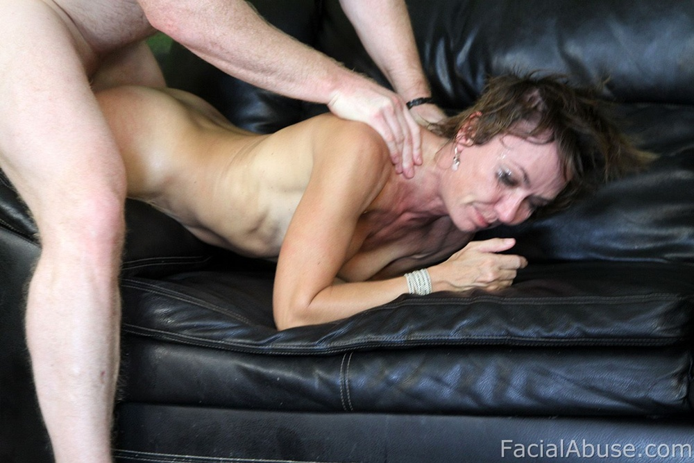 facial abuse lillian tesh old whore had her tiny asshole