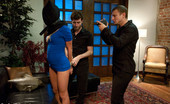 Sex And Submission Extreme fantasy of girl bound and double penetrated by strangers.