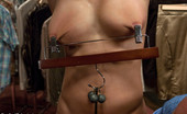 80808 Sex And Submission Hot girl punished for shoplifting with bound rough sex, humiliation and double penetration!