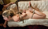 80872 Sex And Submission Tied up hot blonde girl dominated and rough sex with husband's friend.