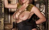 Sara Stone so horny she drops everything to seduce