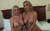 Diamond Foxxx and Tanya Tate  in bed chatting