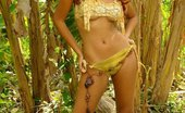 Karla Spice proves that she is the queen of the jungle