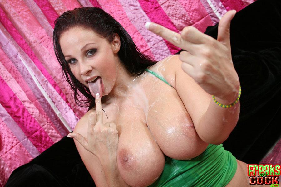 Huge Cock Masturbation Cumshot