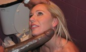 Freaks Of Cock Ashley Winters Horny young slut polishes a monster cock with her pussy