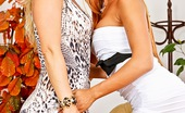 Silvia Saint Silvia Saint::Ashley Bulgari
