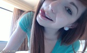 Ivy Snow Has Fun With Her Camera In A Hotel Room While She Takes These Hot Self Shots And Gets Naked
