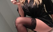 XO Gisele Has Some Fun With Her Camera Phone And Takes Some Naughty Pictures Of Herself