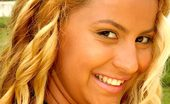 Mike In Brazil vivianne Horny brazilian babe viviane  gets pounded hard by the beach